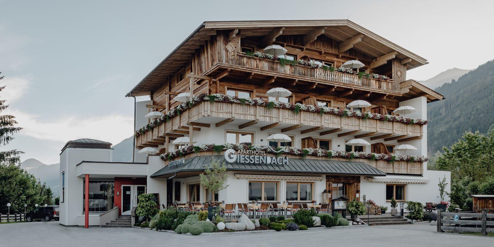 Eingang Giessenbach